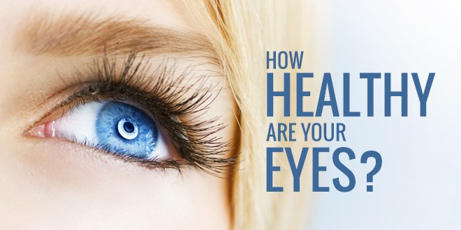 New Year, New You! How to Care for Your Eyes in 2017
