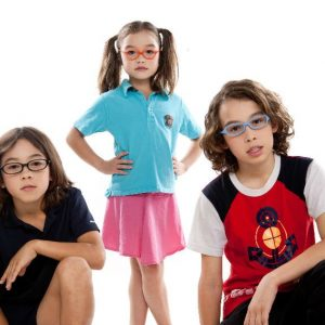 SECG Glasses for Children
