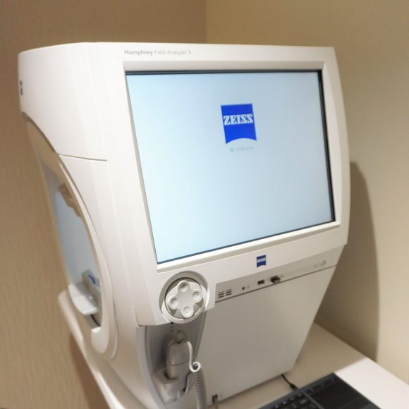 New Technology at Olympic Village Eye Care!